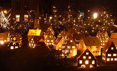 Votre marché de Noel à Genval